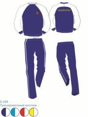 Training suit D 208