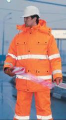 Одежда производственная сигнальная Модель 2