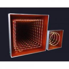 The panel Light-sound interactive Polet in