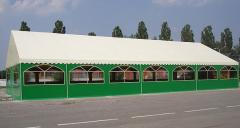 Products are frame and awning