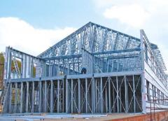 Frameworks from the facilitated steel beams
