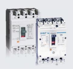 Автоматические выключатели в литых корпусах...