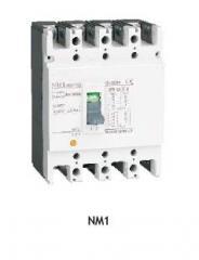 Автоматические выключатели серии NM1