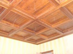 Потолок дизайн D001