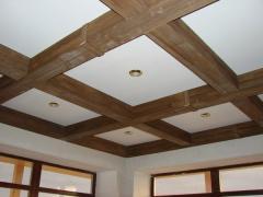 Потолок дизайн D006