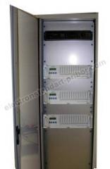 Gas contamination monitoring system multichannel