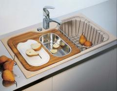 Кухонные мойки каменные Франке Franke