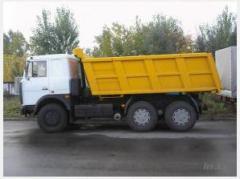 MAZ 551605-280-050 dump truck