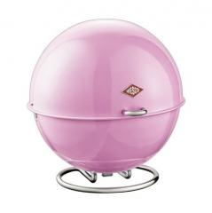 Wesco Емкость-Шар Superball, 26х26 см, розовая