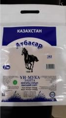 Мука пшеничная высшего сорта Атбасар Элита, по 2