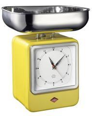 Wesco Кухонные весы-часы Retro Style, 322204-19,