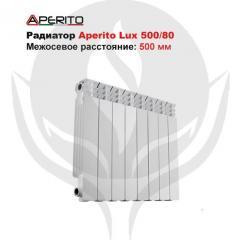 Radiator of Aperito Lux 500/80