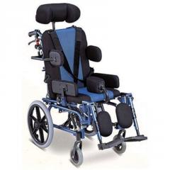 Wheeled chair for disabled children