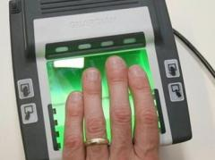 Scanners of fingerprints