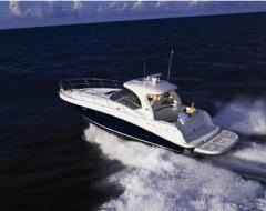 Sports yacht 410 Sundancer