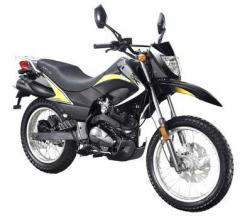 Keeway TX 200 motorcycle