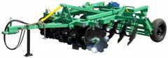 Unit soil-cultivating AGP-3,0-20