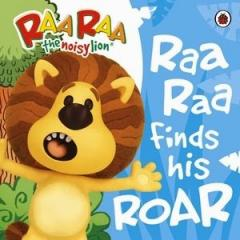 Книга Raa Raa's The Noisy (sticker Book)