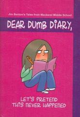 Книга Dear Dumb Diary:let`s Pretend This Never