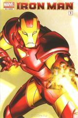 Книга Marvel Universe Iron Man - Comic Reader 2 By