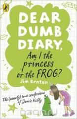 Книга Dear Dumb Diary:am I The Princess Or The