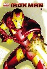 Книга Marvel Universe Iron Man - Comic Reader 1 By