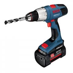 Accumulator drill screw gun of Bosch GSB 36 V-LI
