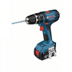 Accumulator shock drill screw driver of GSB