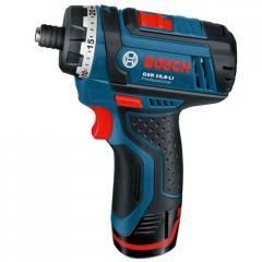 Bosch GSR 10.8-LI LI Lon cordless screwdriver