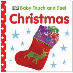 Книга Baby Touch And Feel: Christmas