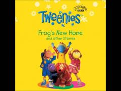 Книга Tweenies Frogs New Home & Others Bbc Audio Cd