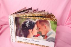 Фотокниги для свадебных фотографий
