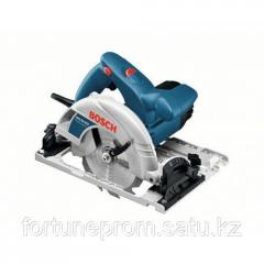 Hand circular saw of GKS of 55 GCE Professional