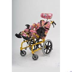 Wheeled chair for disabled children of Armed