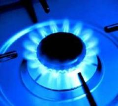 Газ сжиженный углеводородный, Газ природный