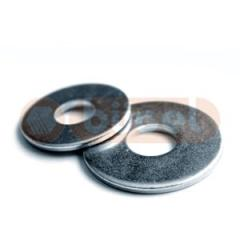 Washer the flat strengthened DIN 9021, Washers