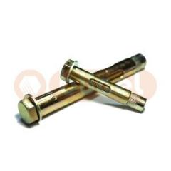 Bolt anchor idle time, Anchor bol