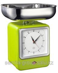 Wesco Кухонные весы-часы Retro Style, 322204-20,