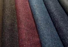 Fabric worsted