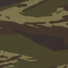 Fabric camouflage