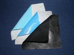 Fabric membrane.