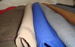 羊毛混纺织物