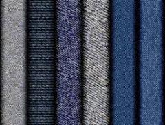 Tkan-streych jeans