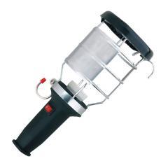 Переносной светильник с ручкой из каучука  с