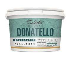 Decorative SALVADOR Donatello plaster (Leonardo)