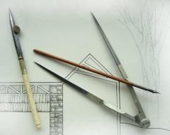 Tools are drawing
