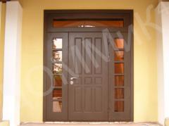 Дверь стальная вариант 39