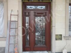 Дверь стальная вариант  40