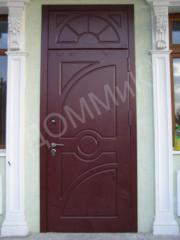 Дверь стальная вариант 41