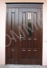 Дверь стальная вариант 42